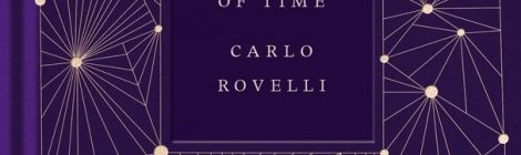 """The Order of Time"" by Carlo Rovelli"